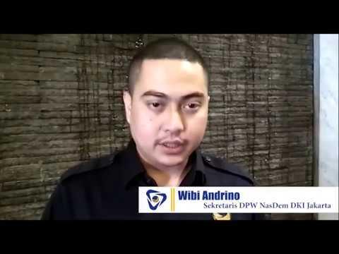 NasDem DKI Siapkan Minimal 2 Saksi Tiap TPS