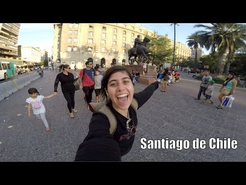 MY TRIP TO SOUTH AMERICA!