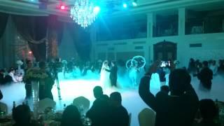 Армянская свадьба - Первый танец молодожёнов