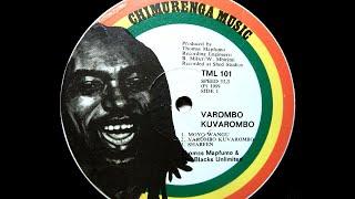 Thomas Mapfumo & the Blacks Unlimited - Varombo Kuvarombo (Album)