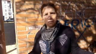 El programa Callejeros TV 4 a gravado en Suerte de Saavedra este vertido de aguas fecales