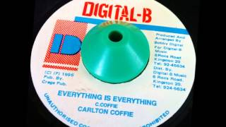 "Carlton Coffie"" Everything is everything""+ Computer Paul"