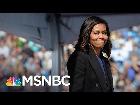 Michelle Obama's Legacy As First Lady, Focus On Girl's Education | MSNBC
