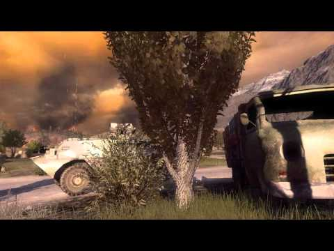 Operation Flashpoint: Red River - Taking The Hit Trailer Video (HD)