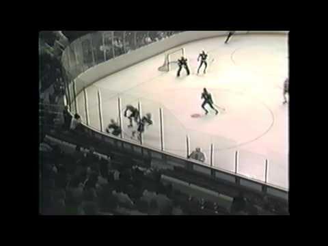 Vintage Branford CT H.S. Hockey- Branford(5) vs Shepaug(3) Mar 13 1988 Div II Final