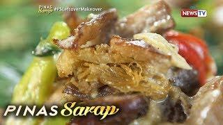 Pinas Sarap: Kakaibang leftover lechon recipes, alamin!
