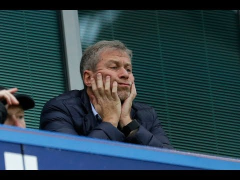 Pat Nevin runs into Abramovich in the most unexpected of places
