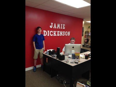Jamie Dickenson's Services