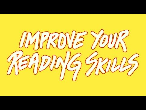 How To Improve Your English Reading Skills