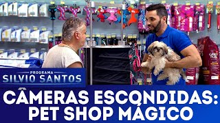 Pet Shop Mágico | Câmeras Escondidas (25/11/18)