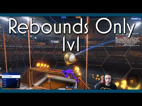 Double Touch Rebound Only 1v1 | JKnaps vs GarrettG