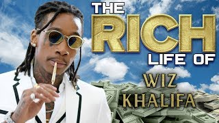 Wiz Khalifa | The Rich Life | Forbes Net Worth 2019 ( Mansion, Cars & More )