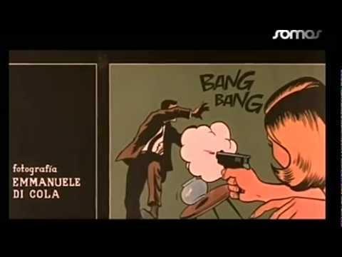 Mister-X  (1967)  di Paolo Vivarelli -  titoli di testa