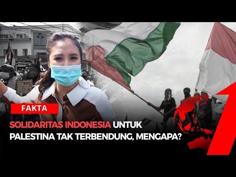 Download [FULL] Solidaritas Indonesia untuk Palestina Tak Terbendung, Mengapa?   Fakta tvOne