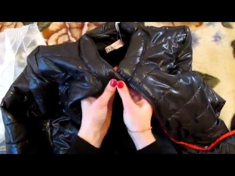 видео: женская куртка с aliexpress