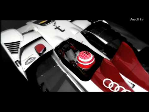 Audi R15 TDI - LMP1 Racing Car