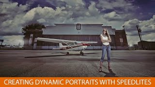 Creating Dynamic Portraits with Speedlites