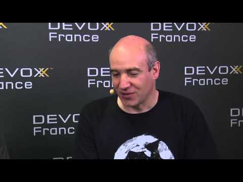 Interview DevoxxFR 2015 - Thierry Chatel sur JavaScript
