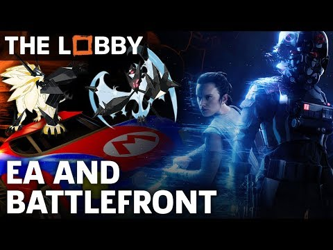 EA's Star Wars Battlefront 2 Controversy - The Lobby