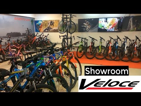 Veloce Cycle showroom and price || Deshal Vlog