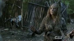 The 100 Season 2 Ep. 4 - Clarke and Anya fight