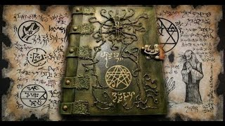 The man who spoke with demons and inherited the Book of Al Azif (Necronomicon)