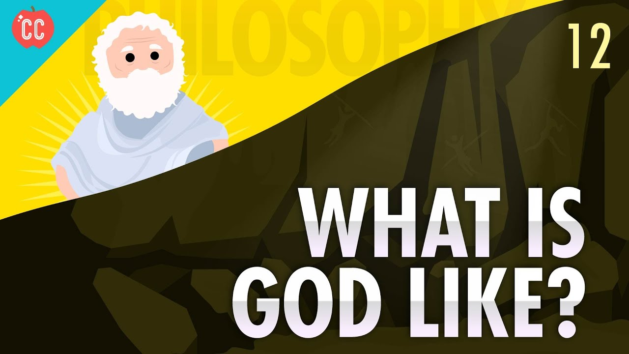 What Is God Like Crash Course Philosophy 12