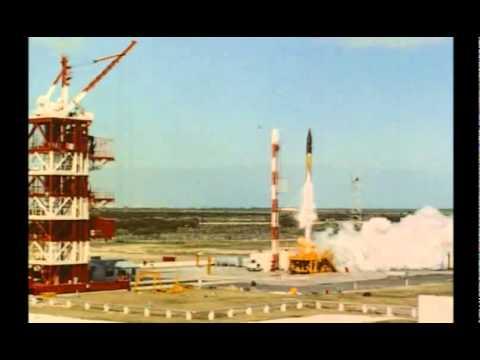Vanguard TV3 Failed Rocket Launch