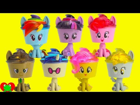 My Little Pony and LOL Doll Surprises