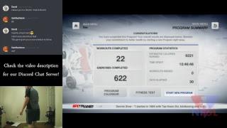 NFGL Live: UFC Personal Trainer (2011, Nintendo Wii) #26
