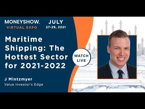 Maritime Shipping: The Hottest Sector for 2021-2022