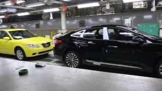 Завод Hyundai в Сеуле. Репортаж InfoCar.ua(, 2013-04-11T18:37:01.000Z)