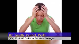 Dr  Giselle Faubel 954 661 8586, Addiction affects younger siblings