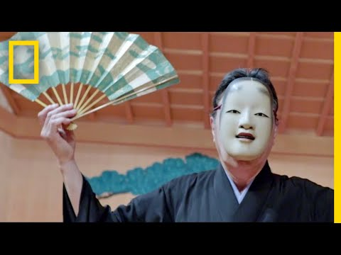 Behind the Mask of the World's Oldest Surviving Dramatic Art | Short Film Showcase