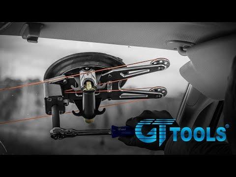 Standard Windshield Removal Tool Kit