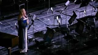 "Ruth Ann Swenson sings ""Elle a fui, la tourterelle"""