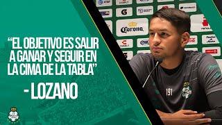 embeded bvideo Rueda de Prensa: Adrián Lozano - 16 Agosto