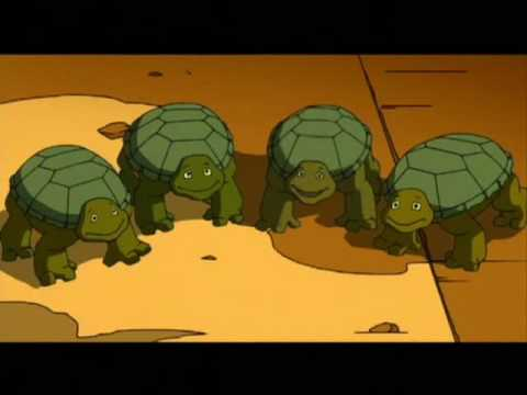 Las tortugas ninja parody El origen Travel Video