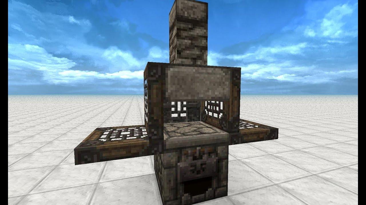 minecraft klein aber fein grill tutorial 006 youtube. Black Bedroom Furniture Sets. Home Design Ideas