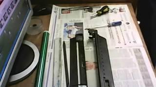 How To Refill Samsung Toner Cartridge Mlt D115L