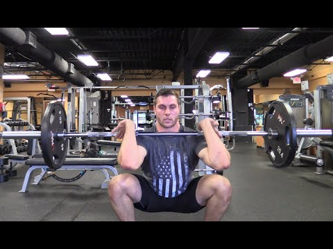 How To Do A Clean & Jerk | Olympic Lifting