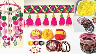 5 Awesome Wool Craft To Beautify Your Home | Easy Home Decor Ideas