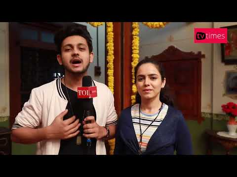 Meet Kunku Tikli Tattoo's Young Couple, Rajvardhan And Rama