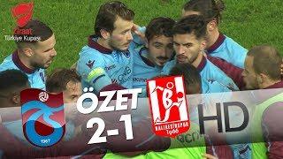 Trabzonspor - Balıkesirspor Baltok Maç Özeti