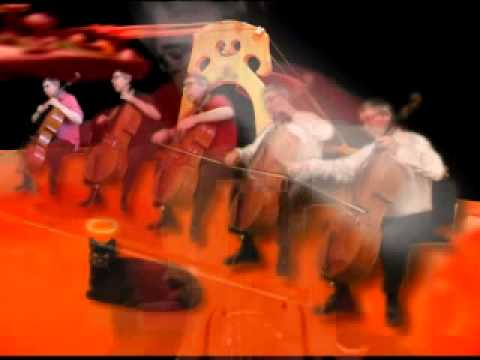 Amazing Video of a Song Composed Entirely of 37 Cello Parts