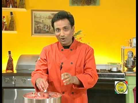 palak recipe vah chef tandoori chicken