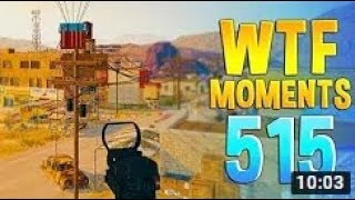 PUBG Daily Funny WTF Moments Highlights Ep 515