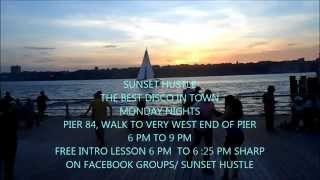 SUNSET HUSTLE / THE BEST DISCO IN TOWN