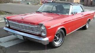 1965 Red Galaxie Walkaround