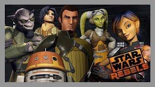 Мультреволюция - Звёздные Войны: Повстанцы/Star Wars: Rebels (2014-...)
